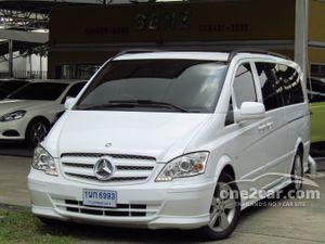 2013 Mercedes-Benz Vito 2.2 W639 (ปี 03-14) 112 CDI Van AT