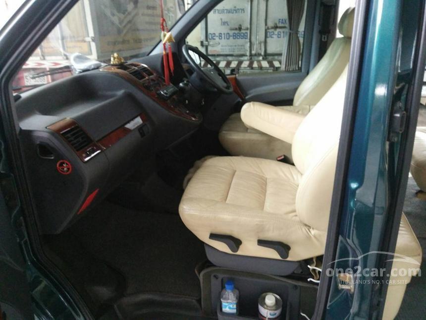 2001 Mercedes-Benz Vito 112 Van