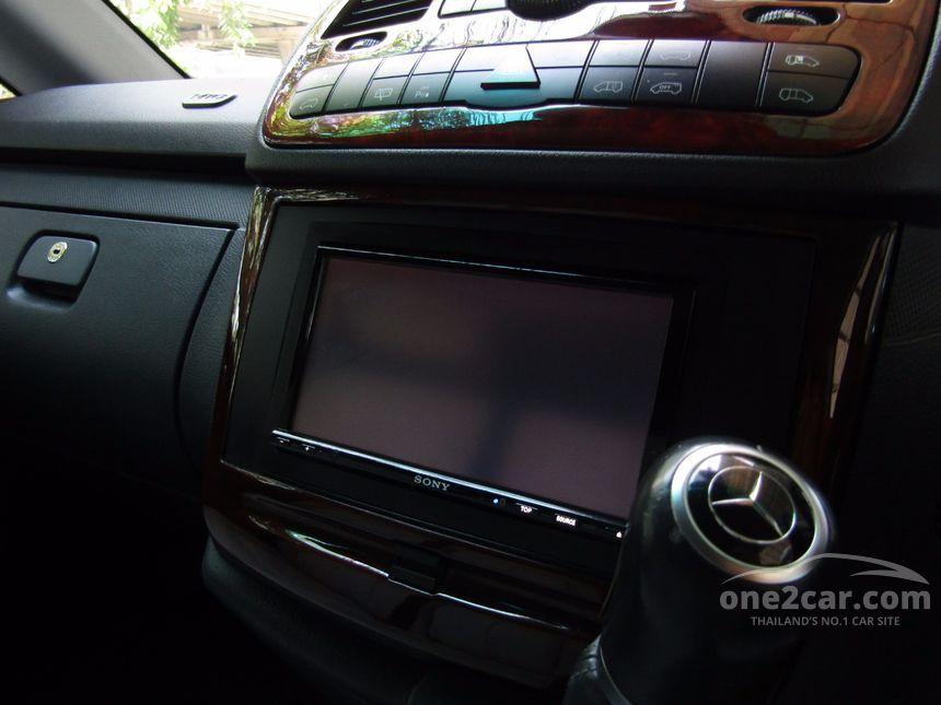 2011 Mercedes-Benz Vito 115 Van