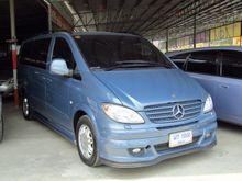 2006 Mercedes-Benz Vito W639 (ปี 03-14) 115 2.1 AT Van