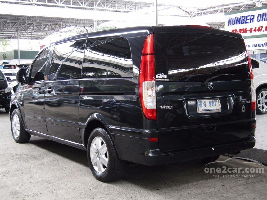2007 Mercedes-Benz Vito 115 Van