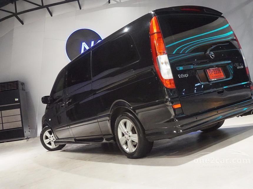 2012 Mercedes-Benz Vito 115 Van
