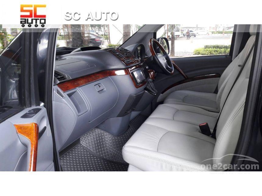2010 Mercedes-Benz Vito 115 Van