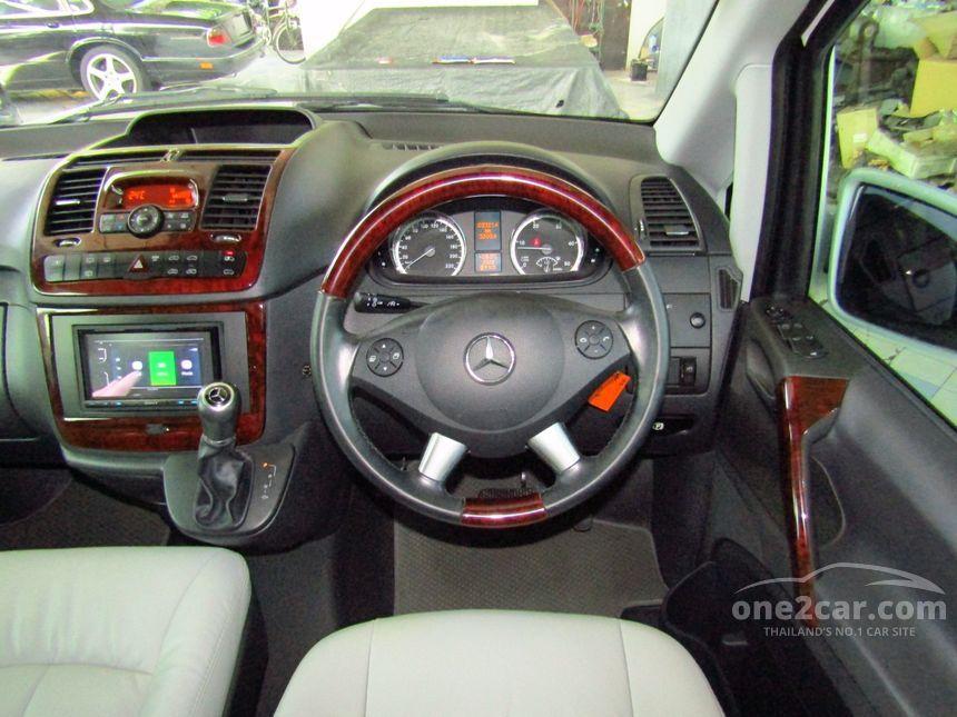 2013 Mercedes-Benz Vito 115 Van