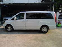 2005 Mercedes-Benz Vito W639 (ปี 03-14) 115 2.1 AT Van