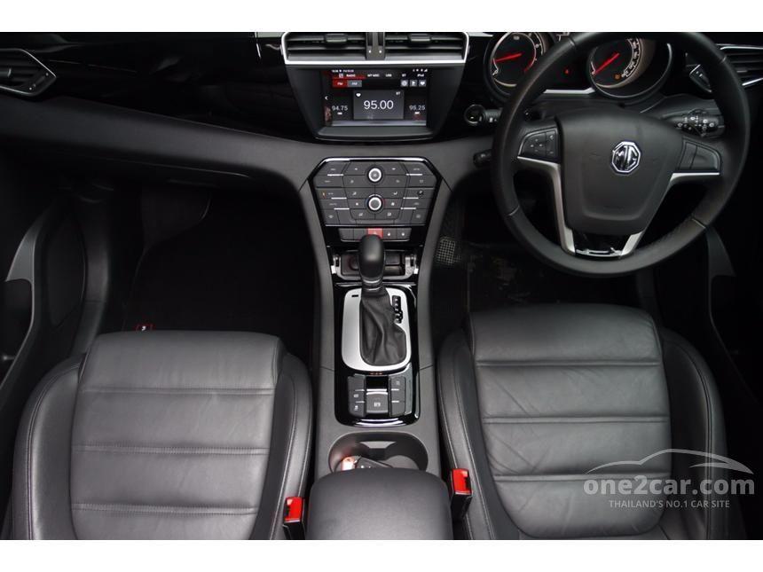 2016 MG GS X SUV