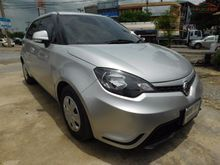 2015 MG MG3 (ปี 15-18) C 1.5 AT Hatchback