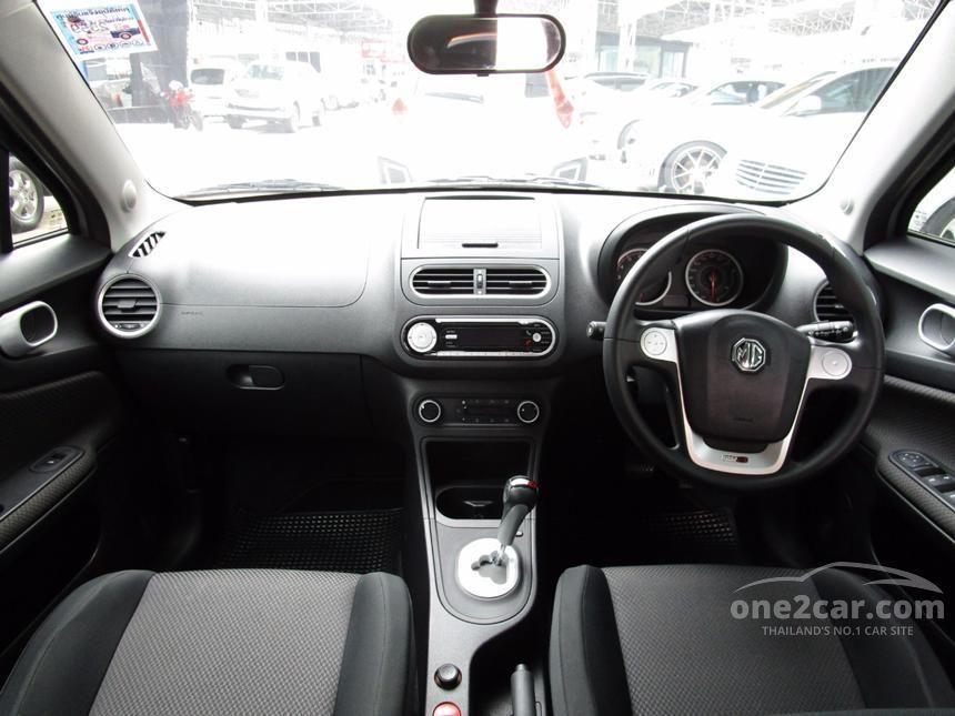 2015 MG MG3 D Hatchback