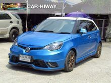 2016 MG MG3 (ปี 15-18) X 1.5 AT Hatchback