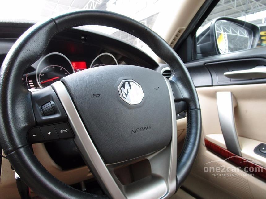 2016 MG MG6 D Hatchback