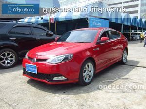 2016 MG MG6 1.8 (ปี 14-17) X Hatchback AT