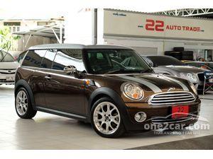 2010 Mini Cooper 1.6 R55 Clubman Clubman Hatchback AT