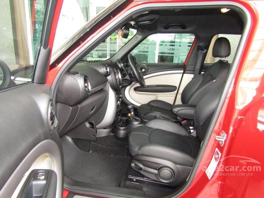 2015 Mini Cooper Countryman Hatchback