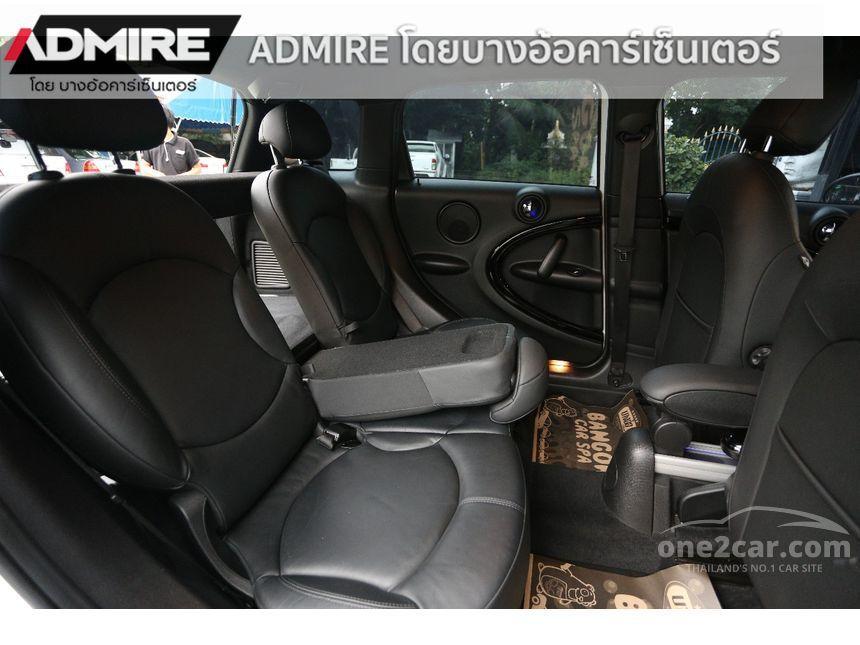 2011 Mini Cooper Countryman S ALL4 Hatchback