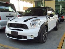 2012 Mini Cooper R60 Countryman Countryman S ALL4 1.6 AT Hatchback