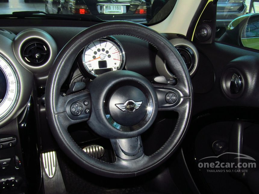 2011 Mini Cooper Countryman S ALL4 Hatchback