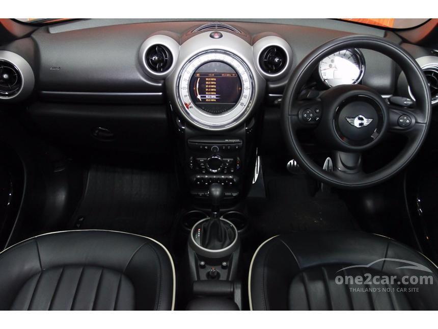 2012 Mini Cooper Countryman S ALL4 Hatchback