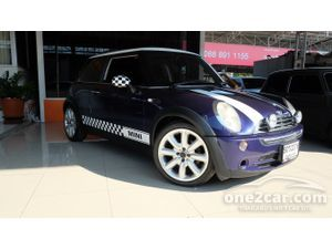2004 Mini Cooper 1.6 R50 Hatchback AT
