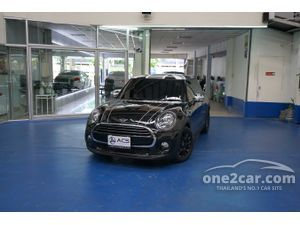 2020 Mini Cooper 1.5 F56 Hatch Hatchback AT