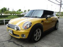 2007 Mini One (ปี 06-15) 1.4 AT Hatchback