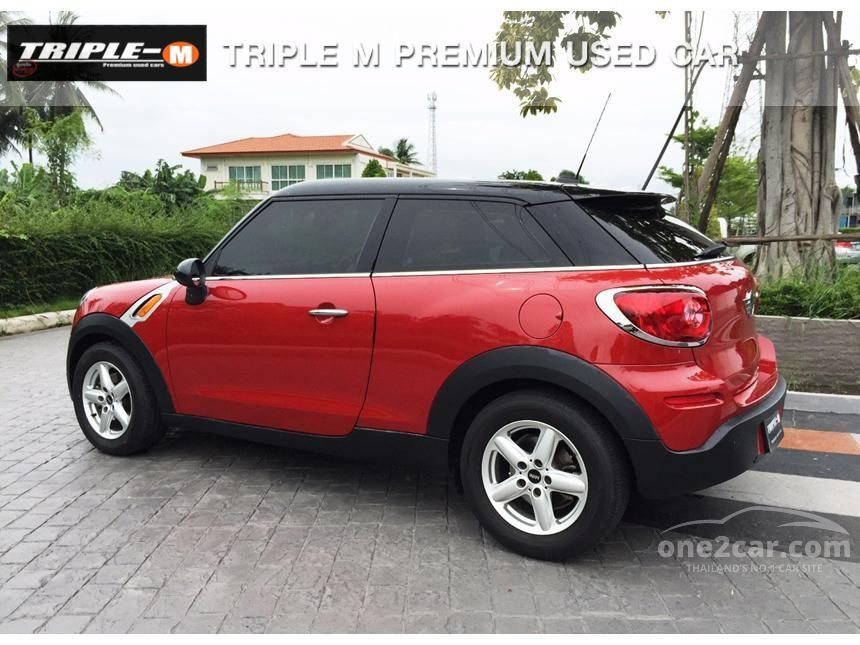 2013 Mini Cooper Paceman Hatchback