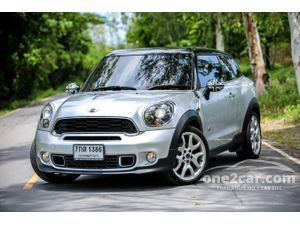 2014 Mini Cooper 1.6 R61 Paceman Paceman S ALL4 Hatchback AT
