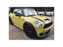2009 Mini Cooper R57 Convertible S 1.6 AT Convertible