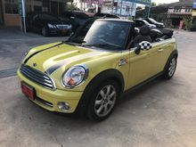 2009 Mini Cooper R57 Convertible 1.6 AT Convertible