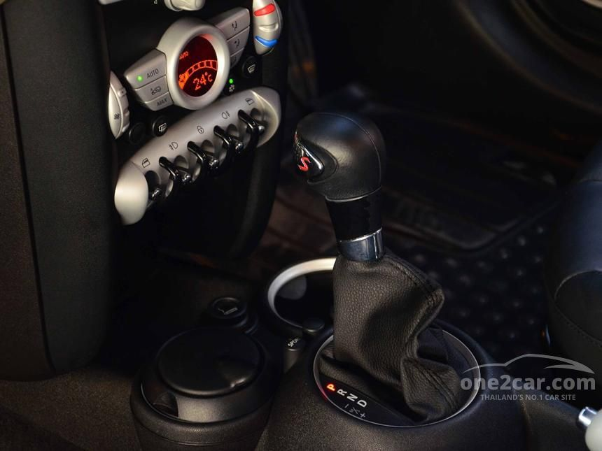 2014 Mini Cooper S Hatchback