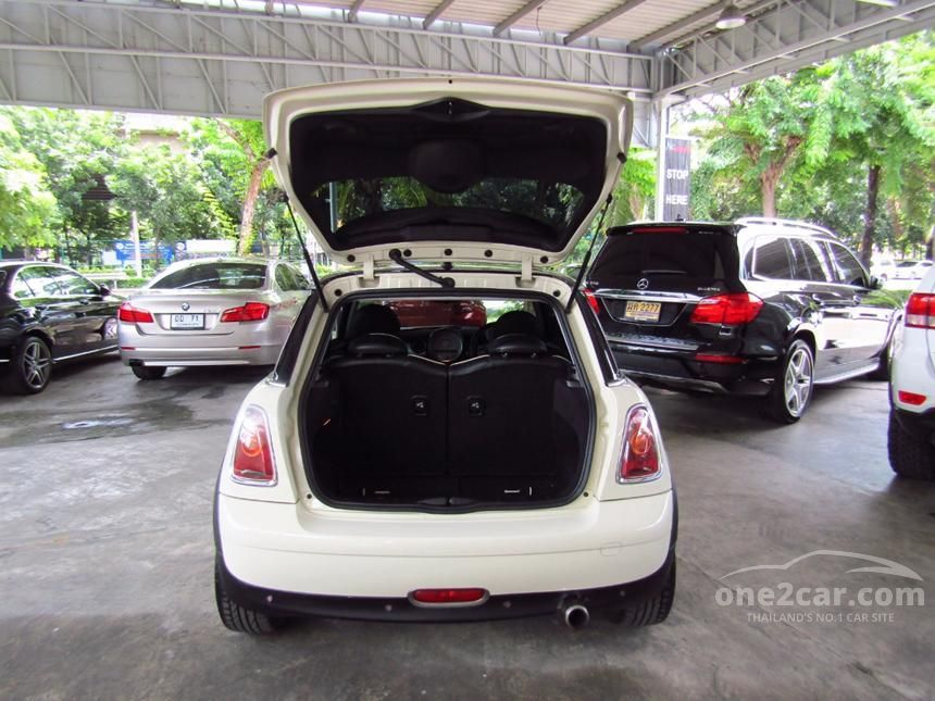 2007 Mini Cooper S Hatchback