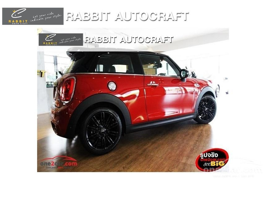 2015 Mini Cooper S Hatchback