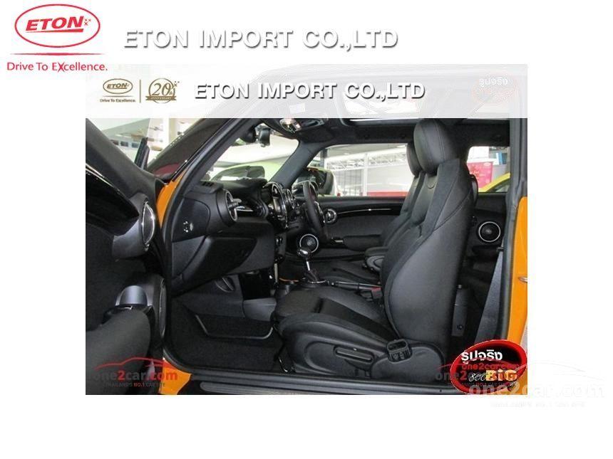 2016 Mini Cooper S Hatchback