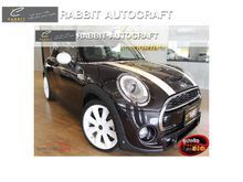 2015 Mini Cooper F56 Hatch S 2.0 AT Hatchback