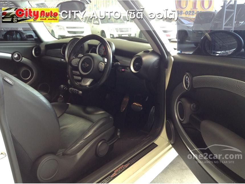 2011 Mini Cooper S Hatchback