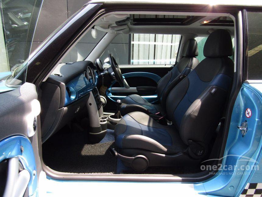 2004 Mini Cooper S Hatchback