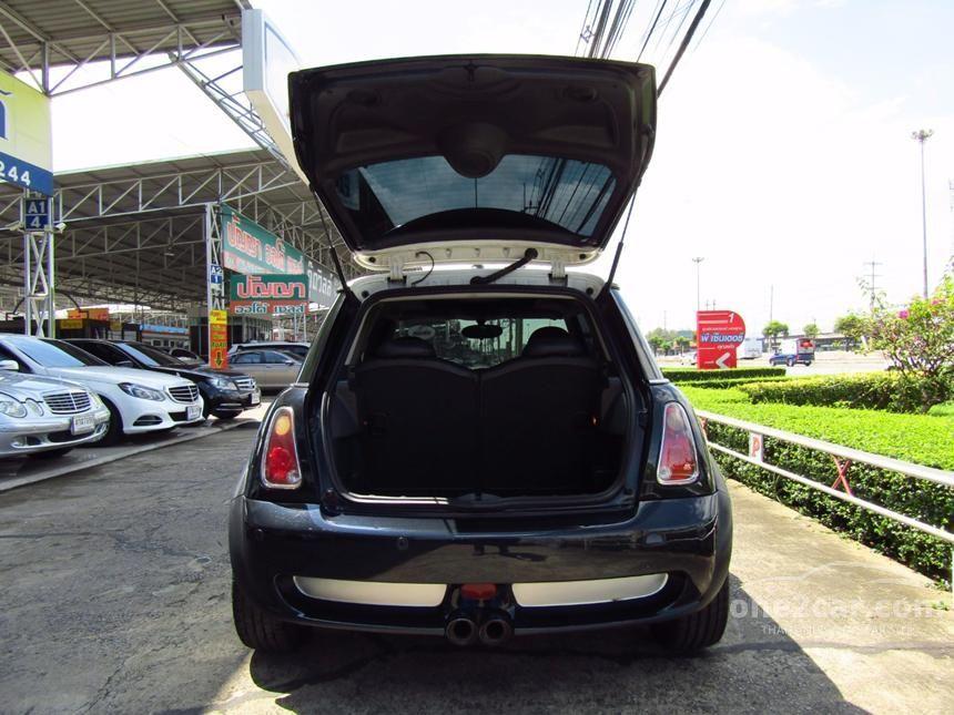 2006 Mini Cooper S Hatchback