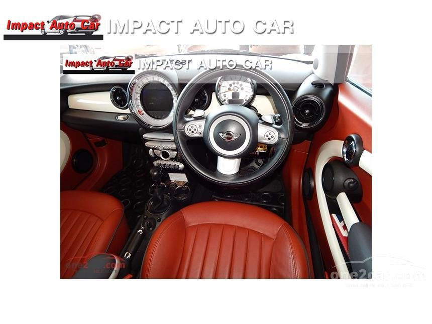 2008 Mini Cooper S Hatchback