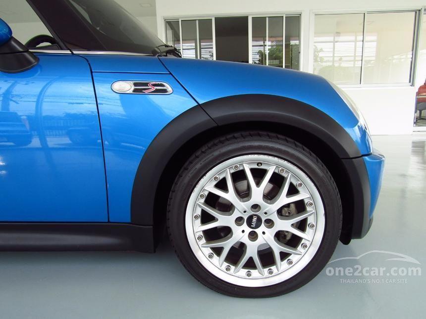 2008 Mini Cooper S Sidewalk Convertible