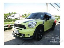 2012 Mini Cooper R60 Countryman SD ALL4 2.0 AT Hatchback