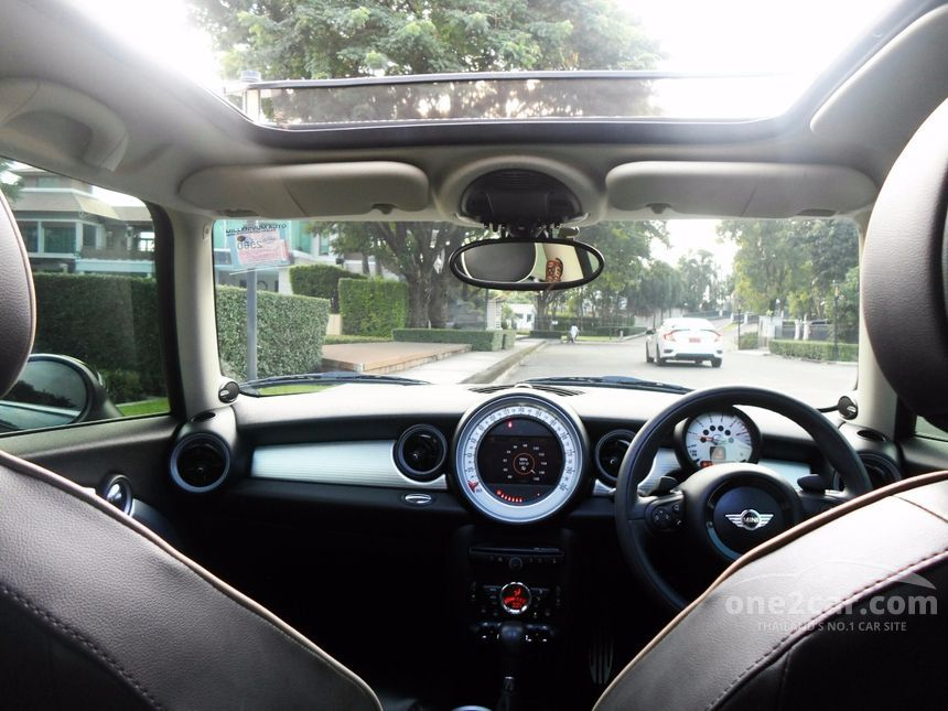 2014 Mini Cooper SD Hatchback