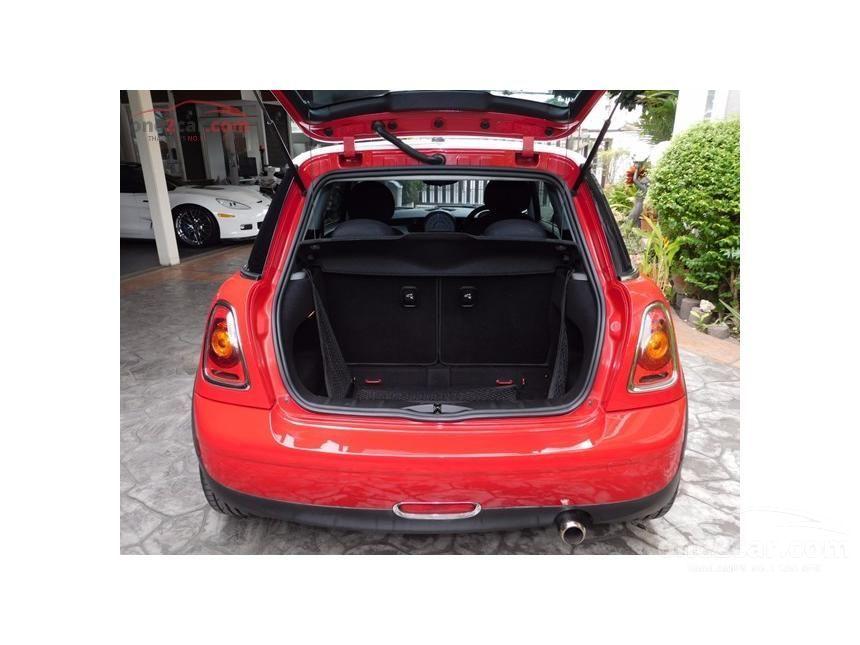 2008 Mini One Hatchback
