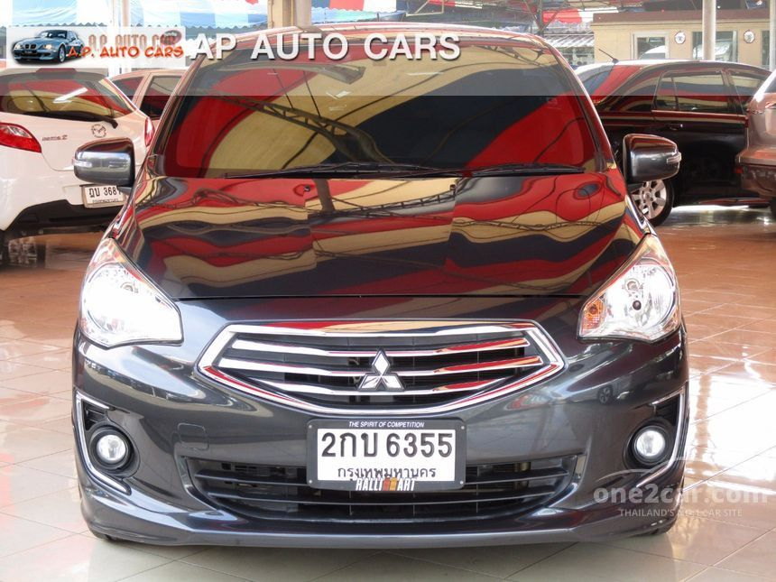 2013 Mitsubishi ATTRAGE GLS Limited Sedan
