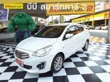 2015 Mitsubishi Attrage (ปี 13-16) GLS Limited 1.2 AT Sedan