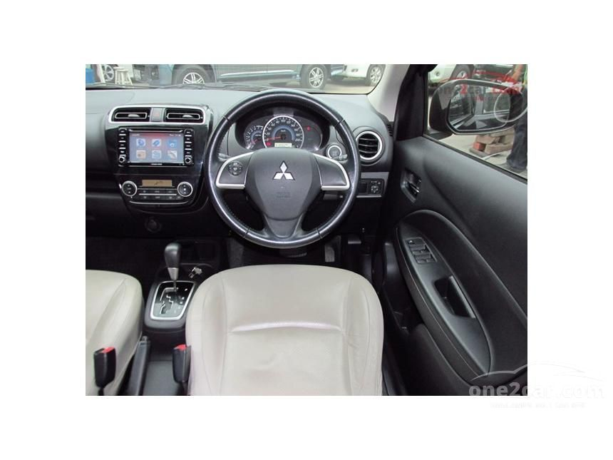 2015 Mitsubishi Attrage GLS Sedan