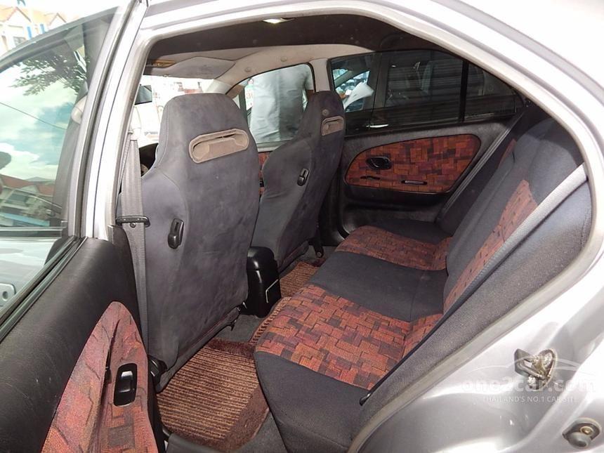 1997 Mitsubishi Evolution IV Sedan