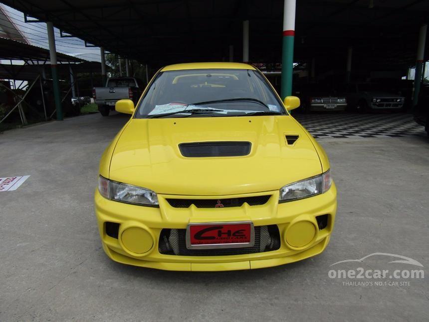 1997 Mitsubishi Evolution V Sedan