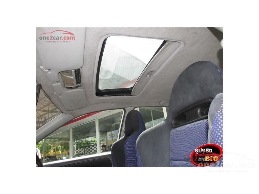 1998 Mitsubishi Evolution VI Sedan