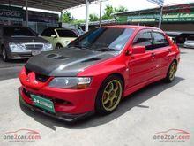 2002 Mitsubishi Evolution VII (โฉมซีเดีย) 2.0 AT