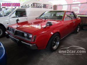 1978 Mitsubishi Galant (ปี 76-80) Lambda 2.6 AT Coupe