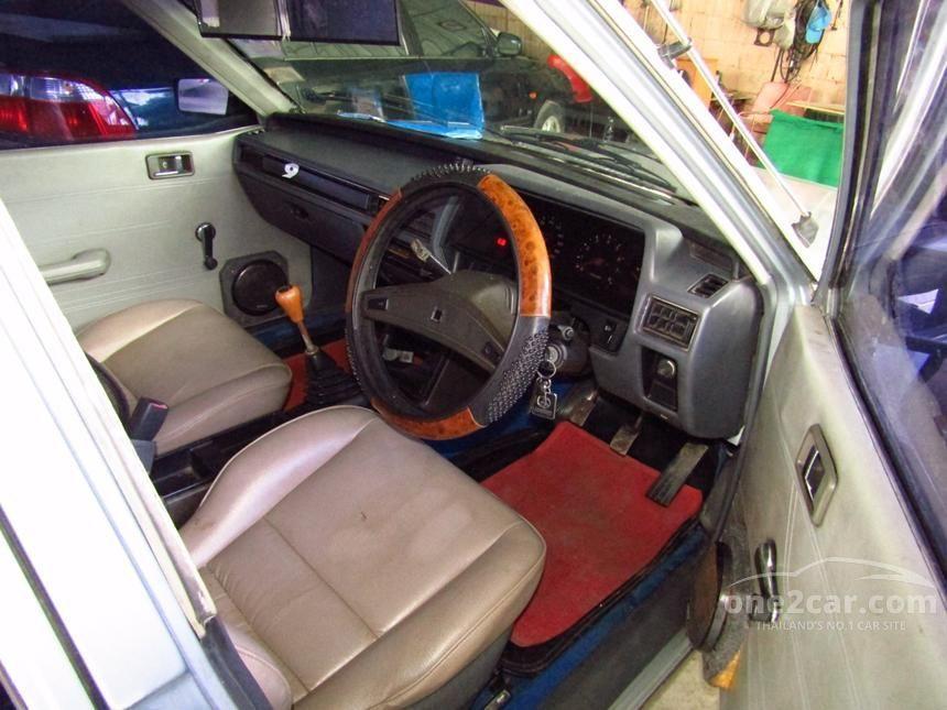1982 Mitsubishi Galant Sedan